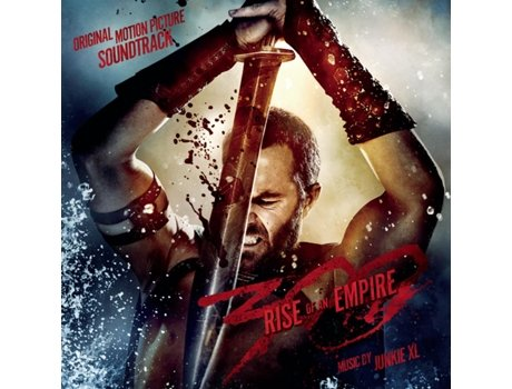 CD Junkie XL -  300: Rise of an Empire — Banda Sonora