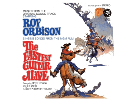 Vinil Roy Orbison:The Fastest Guitar Ali — Pop-Rock