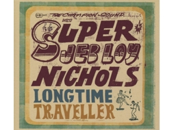 CD Jeb Loy Nichols - Long Time Traveller
