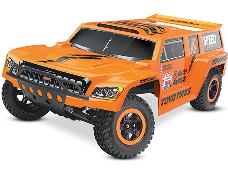 Carro RC TRAXXAS Robby Gordon Dakar Edition