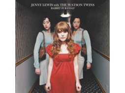 CD Jenny Lewis With - The Watson Twins