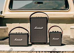 """Hit The Road"" com a Marshall"