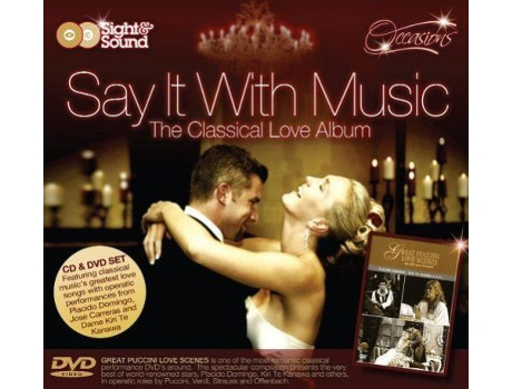 CD Say It With Music