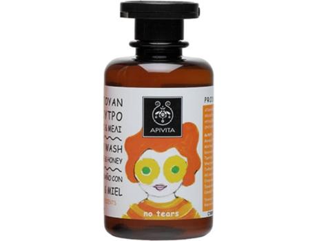 Gel Limpeza Cabelo e Corpo APIVITA Kids (250 ml)