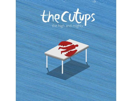CD The Cut Ups - The High And Mighty