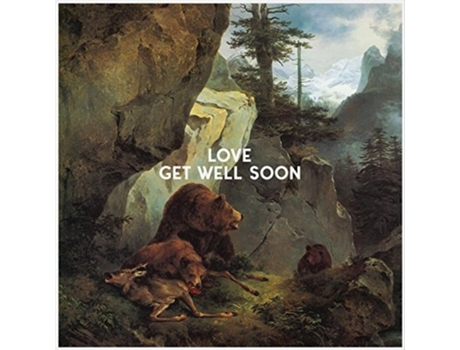 Vinil Get Well Soon - Love — Pop-Rock