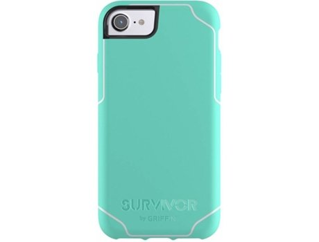 Capa GRIFFIN Journey Mint iPhone 6, 6s, 7, 8 Verde — Compatibilidade: iPhone 6, 6s, 7, 8