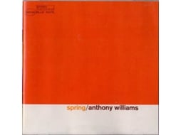 CD Anthony Williams - Spring