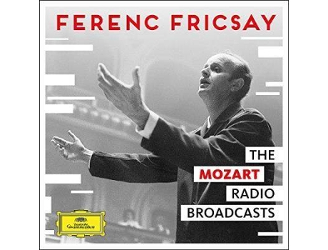 CD Ferenc Fricsay - The Mozart Radio Broadcasts — Jazz