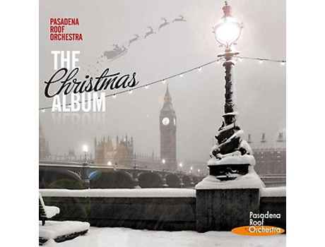 CD The Pasadena Roof Orchestra - The Christmas Album