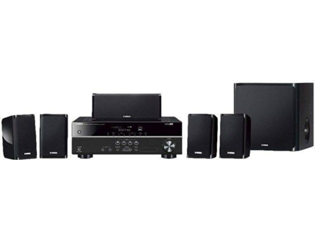 Home Cinema YAMAHA YHT-2720 — 100W | Canais: 5.1