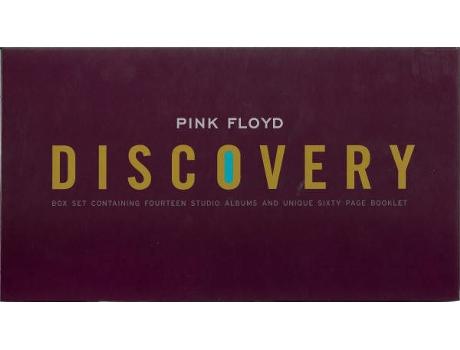 EMI-MUSIC - Box Pink Floyd - Discovery