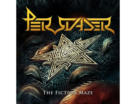 Vinil Persuader  - The Fiction Maze