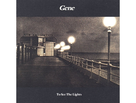CD Gene - To See The Lights