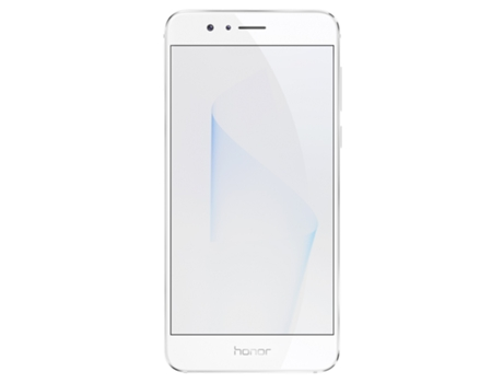 Smartphone HONOR 8 White — Android 6 / 5.2'' / Quad Core 2.3GHz