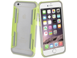 Capa MUVIT Bumper iPhone 6/6S Plus PRO Lima — Capa / Bumper / iPhone 6/6S Plus