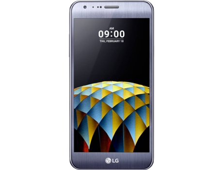"Smartphone LG XCAM 16GB Titan — Android 6.0 / 5.2"" / 16 GB /  OctaCore 14 GHz"