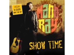 CD Mano Ray - Show Time — Música do Mundo