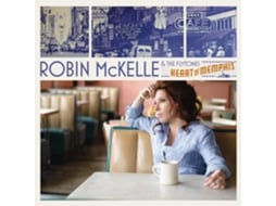 CD Robin Mckelle & The Flytones Heart of Memphis — Jazz