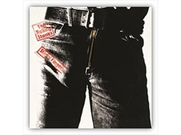 CD The Rolling Stones - Sticky Fingers — Pop-Rock