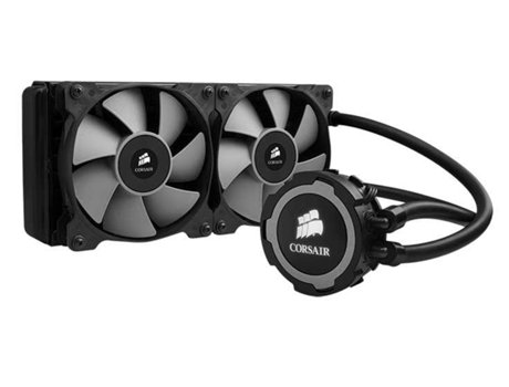 Cooler Agua CORSAIR HYDRO SERIES H105 Extreme — Cooler / 120mm