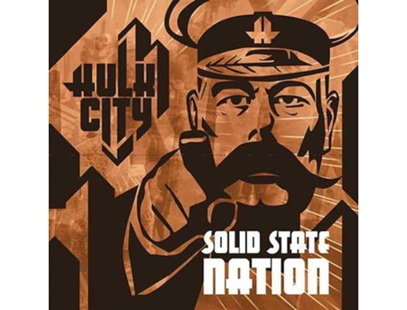CD Hulk City - Solid State Nation
