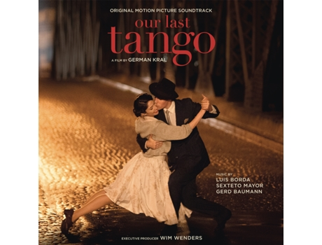 CD Original Soundtrack Our Last Tango — Clássica