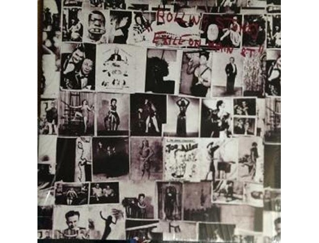 Vinil The Rolling Stones - Exile On Main Street — Pop-Rock Internacional