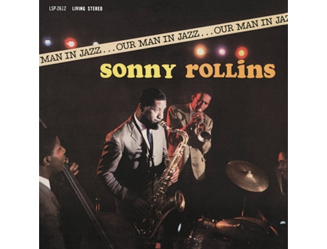CD Sonny Rollins - Our Man In Jazz — Jazz