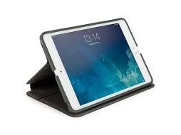 Capa Tablet TARGUS iPad Mini Click-in — Compatibilidade: iPad Mini/Preto
