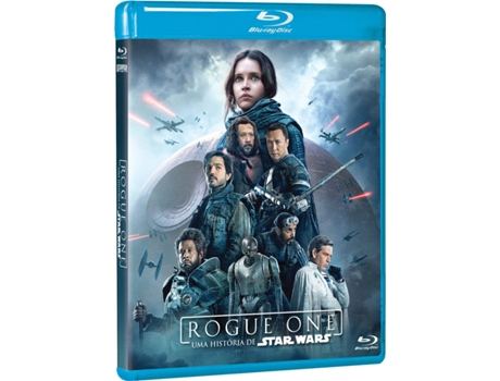 Blu-Ray Rogue One: Uma História de Star Wars — Do realizador Gareth Edwards