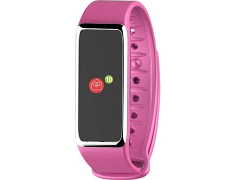 Smartwatch MYKRONOZ Zefit3hr Rosa — Android, iOS e Windows Phone | 100 mAh