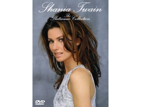 CD+DVD Shania Twain - The Platinum Collection — Pop-Rock