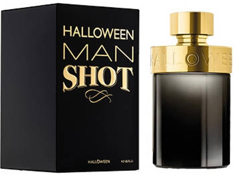 Perfume HALLOWEEN Man Shot Man Eau de Toilette (75 ml)