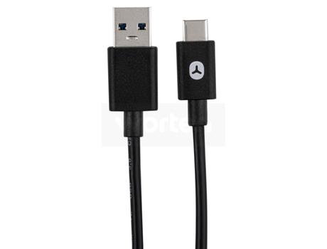 Cabo GOODIS (USB - USB-C - 1m - Preto) | [6923647 ]