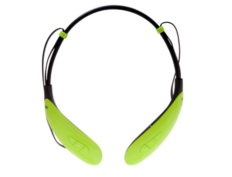 Auriculares Bluetooth BLING BBHS840T (In Ear - Microfone - Verde) — In Ear | Microfone | Atende chamadas