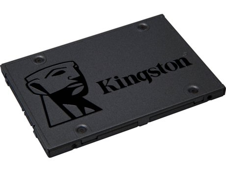 Disco SSD 480GB KINGSTON A400 — ATA Serial III | 480GB