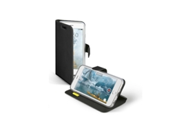 """Capa Book com  stand function para iPhone 8 / iPhone 7 / iPhone 6s / iPhone 6 4,7"""", black color"" — Capa / iPhone 7"
