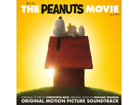 CD Vários Artistas The Peanuts Movie — Banda Sonora