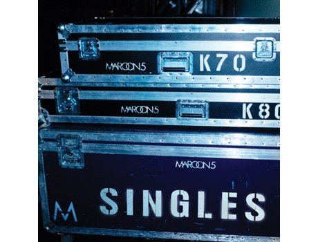 CD Maroon 5 - Singles — Pop-Rock