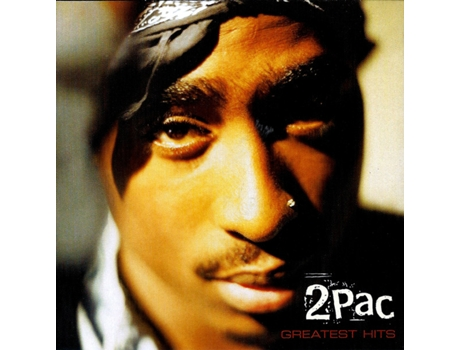 CD 2Pac - Greatest Hits