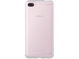 Capa MUVIT Crystal Soft Asus Zenfone 4 Max Transparente — Compatibilidade: Asus Zenfone 4 Max