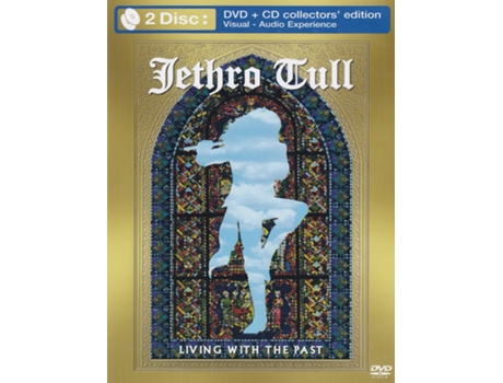 DVD Jethro Tull - Living With The Past