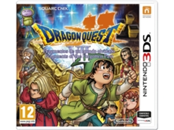Jogo Nintendo 3DS Dragon Quest VII-Fragments of the Forgotten Past — Ação/Aventura / Idade Mínima Recomendada: 12