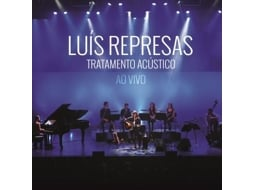 CD Luis Represas - Tratamento Acústico — Pop-Rock