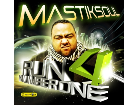 CD Mastiksoul - Run 4 Number One — House / Electrónica