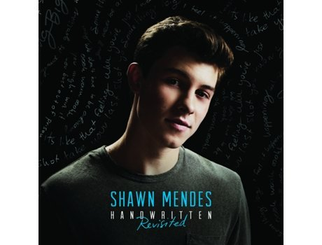 CD Shawn Mendes Handwritten-Revisited — Pop-Rock