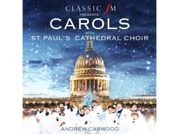 CD St. Paul's Cathedral Choir:Christmas — Música do Mundo