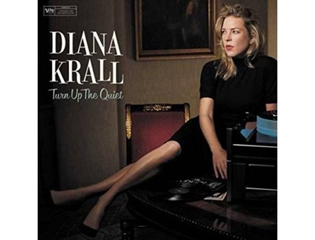 CD Diana Krall - Turn Up The Quiet — Jazz