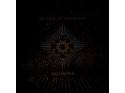 CD Secrets Of The Moon - Antithesis